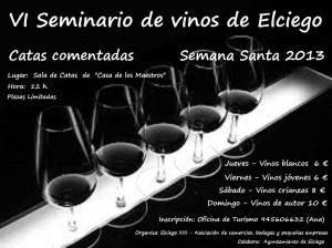 VI Seminario de Vinos de Elciego